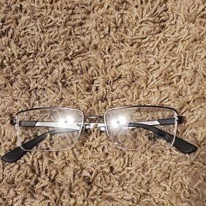 Ray-Ban RB 6263 Silver Eyeglasses
